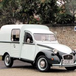Citroën 2CV AK400 Furgonette