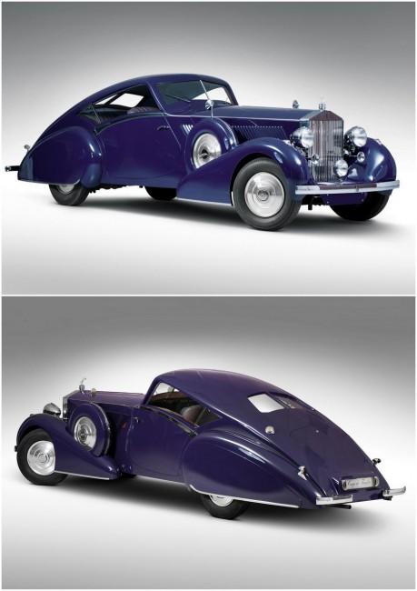 Áramvonalas karosszériával is készült Phantom III, ez volt az 1937-es Aero Coupe. 2012-ben egy aukción 473 ezer amerikai dollárért cserélt gazdát