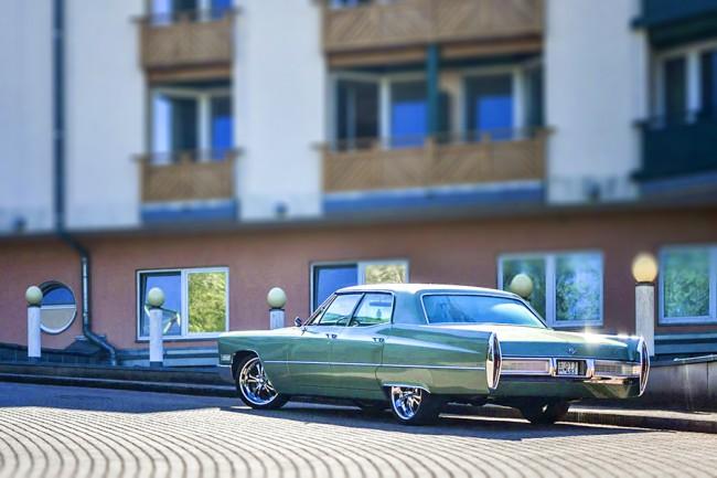 Amerikai autókból sosem volt hiány, ez a nagy tepsi egy Cadillac Calais