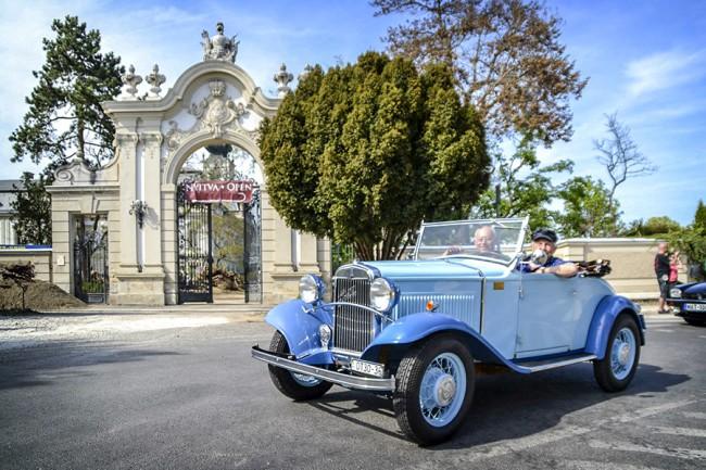 Hihetetlen sztori: ez az 1932-es Fiat Balilla ott volt és díjat is nyert az utolsó budapesti Concours d'Elegance versenyen a Margitszigeten! Tőlünk sem ment haza üres kézzel