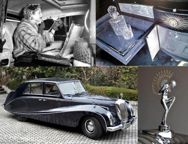 Dockerék farmján, Walesben találták meg a Stardustot a nyolcvanas években. Makulátlanra restaurálták és a Bonhams aukcióján kelt el 110 000 fontért