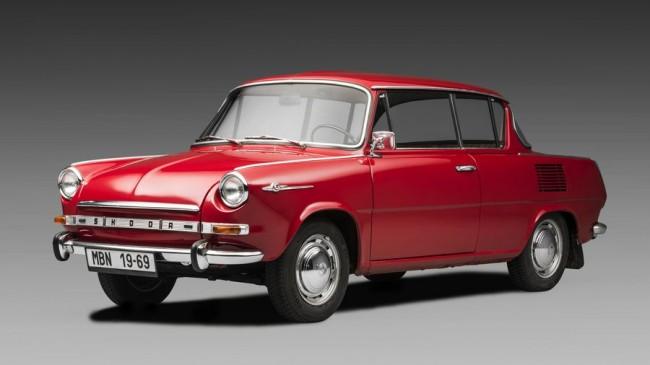 1966 tavaszán, Genfben tartották a premiert, a gyártás 1966 őszén indult. Ez már az 1100 MBX, amit korszerűbb, nyomatékosabb erőforrás mozgatott