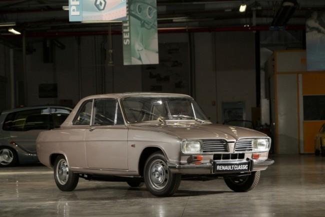 Csupán prototípus maradt az 1963-ra datálható R16 Coupe. Kár érte...