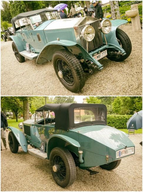 Rolls-Royce 17 EX