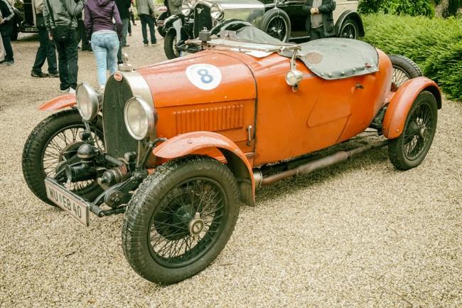 bugatti t40