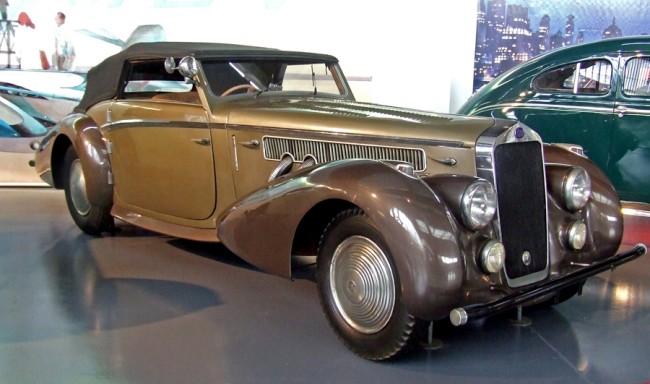 1939-ben a Delage D8-120 volt a legdrágább francia sportkocsi, a legjobb formamesterek nevéhez köthető, a belgák csupán egyetlen példányt építettek