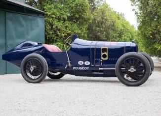1914,aukció,Egyesült Államok,Indy 500,l45,peugeot,versenyautó
