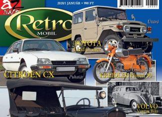 retro,retro mobil,újság